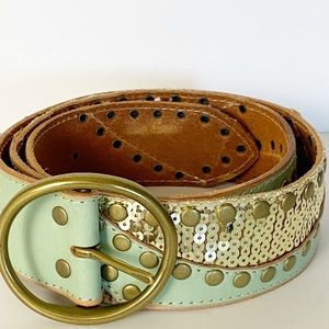 Linea Pelle Collection Belt